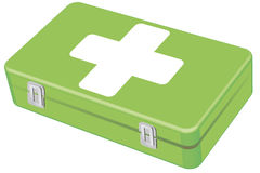 Veterinary first-aid kit Stock Photos