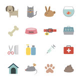 Veterinary icon Royalty Free Stock Photos