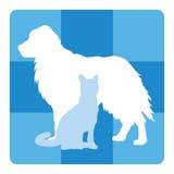 Veterinary Medical Symbol stock illustration