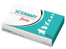 Veterinary Medicine Drug Pills Pets Stock Photos