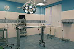 Veterinary surgical room Royalty Free Stock Photography