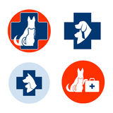 Veterinary symbol for your design Stock Photo