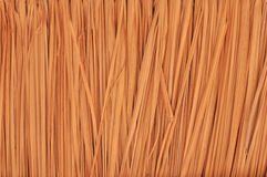 Vetiver Grass Roof. Royalty Free Stock Photography