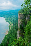 Vetlan cliff Stock Images