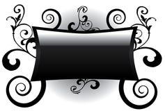 Vetor abstrato da decoração Fotografia de Stock