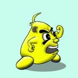 Vetor bonito dos desenhos animados Fotos de Stock Royalty Free