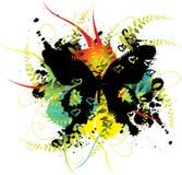 Vetor Butterfly2 Imagens de Stock Royalty Free