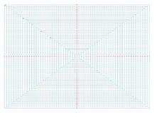 vetor da carta do campo de 32 polegadas para o 2d animationch tradicional Imagem de Stock Royalty Free