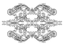 Vetor da decoração Imagens de Stock Royalty Free