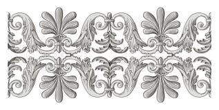 Vetor da decoração Foto de Stock Royalty Free
