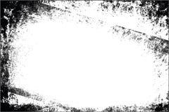 Vetor das texturas dos quadros Fotografia de Stock