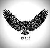 Vetor de Eagle Fotografia de Stock