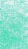 Vetor de lã feito malha da cor de água-marinha da textura Imagem de Stock Royalty Free