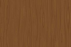 Vetor de madeira escuro da textura do fundo do falso de Bois Foto de Stock
