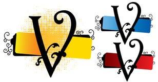 Vetor do alfabeto v ilustração do vetor