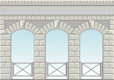 Vetor 3 do arco Imagem de Stock