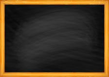 Vetor do fundo do quadro-negro de Shool Fotos de Stock Royalty Free