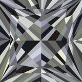Vetor do fundo do sumário da reflexão do diamante ilustração royalty free