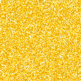 Vetor do fundo EPS8 do brilho do ouro do pixel Fotografia de Stock