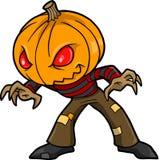 Vetor do monstro de Halloween ilustração stock