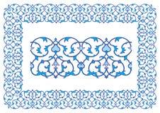 Vetor do ornamento Imagem de Stock