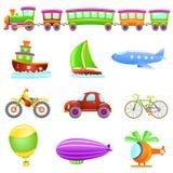 Vetor do transporte dos desenhos animados Imagem de Stock Royalty Free