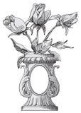 Vetor do vaso ilustração do vetor