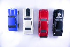 Vetor dos carros Imagens de Stock