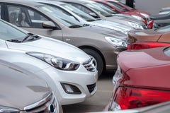 Vetor dos carros imagem de stock