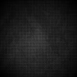 Vetor escuro textura pontilhada Imagens de Stock