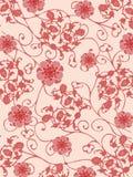 Vetor floral Imagens de Stock Royalty Free