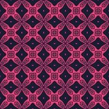 Vetor geométrico do fundo abstrato do teste padrão ilustração royalty free