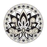 Vetor Lotus Design Elements Imagens de Stock