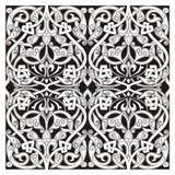 Vetor oriental do ornamento Imagem de Stock Royalty Free