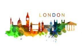 Vetor Reino Unido Imagem de Stock Royalty Free