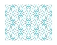 Vetor sem emenda azul que repete cópias ilustração royalty free