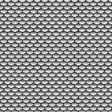 Vetor sem emenda do teste padrão geométrico Fotografia de Stock