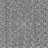 Vetor sem emenda do teste padrão geométrico Imagem de Stock Royalty Free