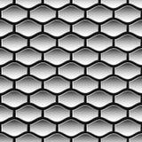 Vetor sem emenda do teste padrão geométrico Imagens de Stock