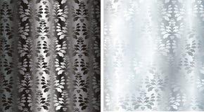 Vetor sem emenda floral da textura ilustração stock