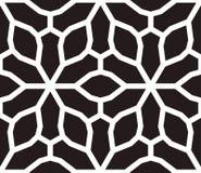 Vetor sem emenda inspirado islâmico do teste padrão Fotos de Stock Royalty Free