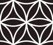 Vetor sem emenda inspirado islâmico do teste padrão Imagem de Stock Royalty Free