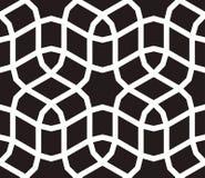 Vetor sem emenda inspirado islâmico do teste padrão Fotografia de Stock