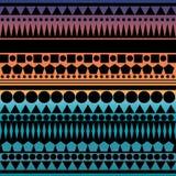 Vetor sem emenda, textura geométrica Imagens de Stock Royalty Free