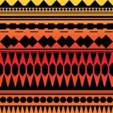 Vetor sem emenda Textura geométrica Fotos de Stock Royalty Free