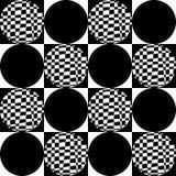 Vetor, teste padrão, fundo, teste padrão sem emenda, teste padrão abstrato, teste padrão decorativo, decoração, projeto, círculo, Imagem de Stock Royalty Free