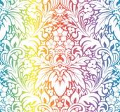 Vetor. Teste padrão multicolor sem emenda ilustração royalty free