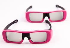 vetri 3D immagini stock