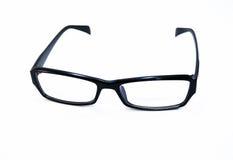 Vetri con un orlo nero Fotografia Stock