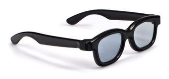 vetri del cinematografo 3D Immagini Stock